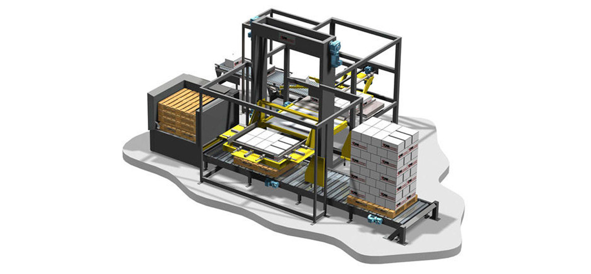 Choosing Between Typical And Conventional Palletizer